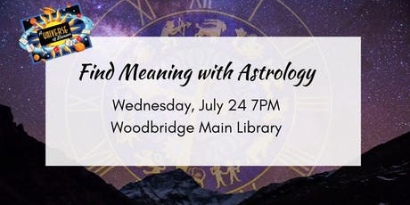 Find Meaning With Astrology tickets
