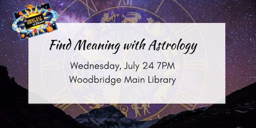 Find Meaning With Astrology