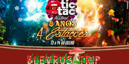 EXCURSÃO TIC TAC FESTIVAL