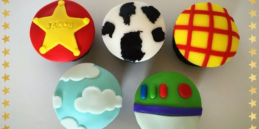 Cupcake Decorating 101: Toy Story