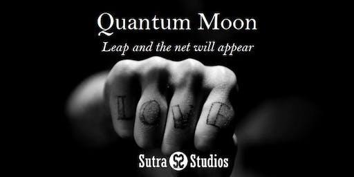 Quantum Moon | New Moon Meditation