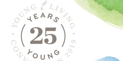 Equipo Abundancia en la Gran Cumbre Latinoamericana Young Living 2019