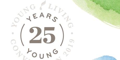 Equipo Abundancia en la Gran Cumbre Latinoamericana Young Living 2019 tickets