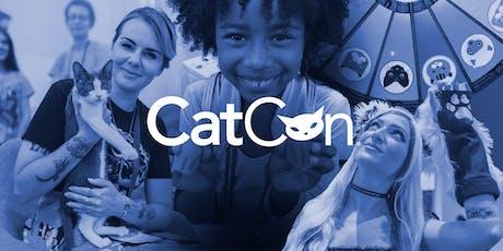 CatCon 2019 tickets