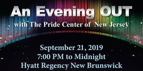 An Evening OUT - A Benefit for The Pride Center of New Jersey tickets
