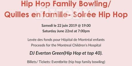 Hip Hop Bowling  tickets