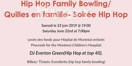 Hip Hop Bowling