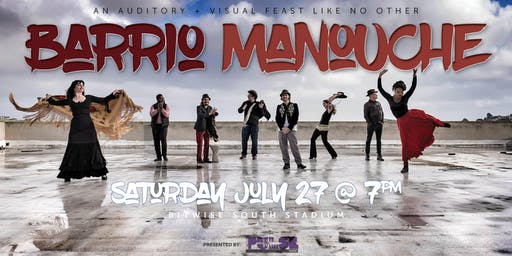 Bitwise Pulse presents Barrio Manouche