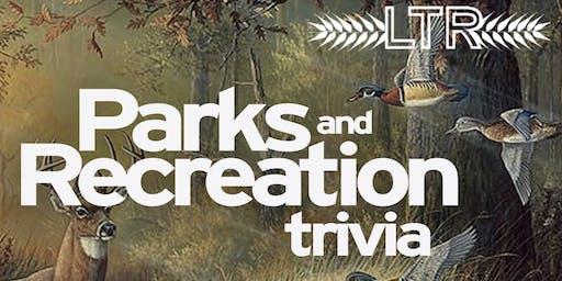 Parks & Rec Trivia at Leesville Tap Room