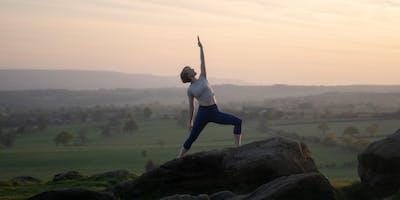 Yoga with Harriett