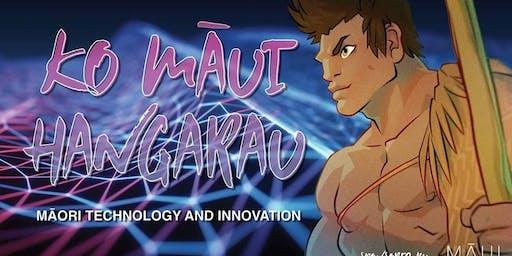 Ko Māui Hāngarau - Māori Innovation & Tech! Waitara Event