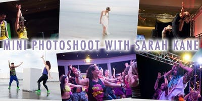 Mini Photoshoot at Scandinavian Zumba Party with Sarah Kane