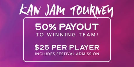 Kan Jam Tourney At BeanStock Music Festival tickets
