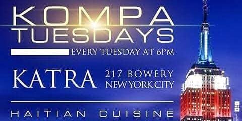 KOMPA TUESDAYS @ Katra Lounge