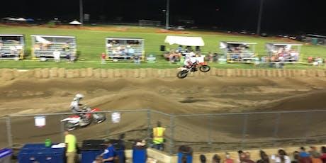 Flat Track Motorcycle/ATV Racing at Columbia County Fair tickets