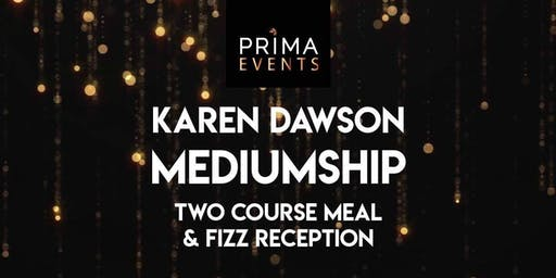 A night of Mediumship and Clairvoyance  with Karen Dawson