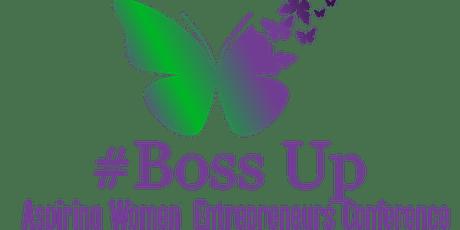 Aspiring Women Entrepreneurs Conference #BossUp tickets