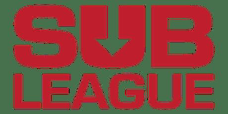 2019 Sub League Championship Coach Registration tickets