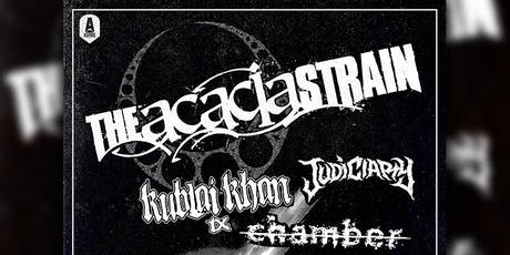 The Acacia Strain tickets