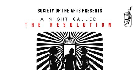 """A Night Called """"The Resolution"""" tickets"""
