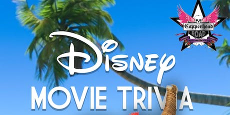 Disney Movie Trivia at Copperhead Road Bar & Nightclub tickets