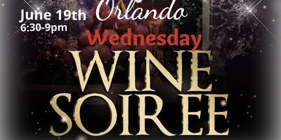 Girls Night Out Orlando Networking Wednesday Wine Soirée