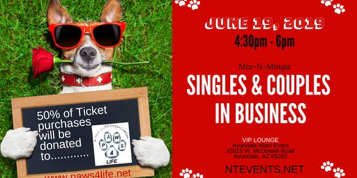 SINGLES & COUPLES IN BUSINESS MIXER