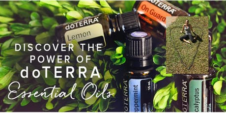 FREE WORKSHOP: Natural Solutions to Everyday Health and Wellbeing - an Intro to Essential Oils tickets