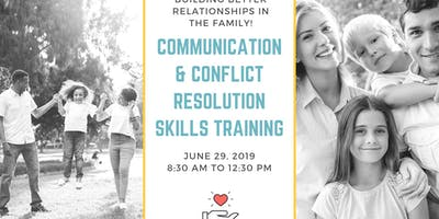 Communication and Conflict Resolution Skills Training