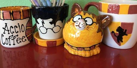 Happy Art Ceramics * Kid's Camps * Harry Potter Classes tickets