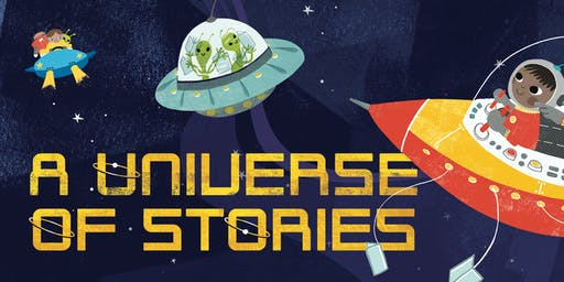 A Universe of Stories 2019 Summer Reading Program