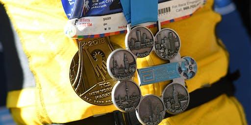 NYRR RUNTalk: The Race Directors of the Abbott World Marathon Majors