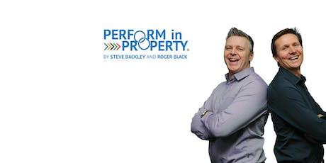 Perform In Property Milton Keynes & Northampton,  tickets
