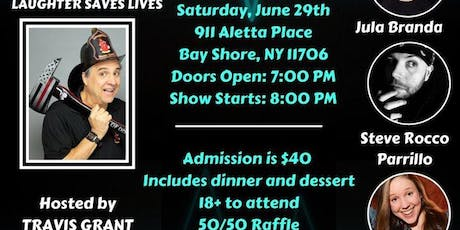 Comedy Night at Bay Shore-Brightwaters Rescue Ambulance tickets