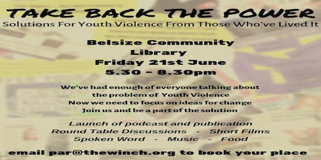 TBTP: Solutions For Youth Violence From Those Who've Lived It tickets