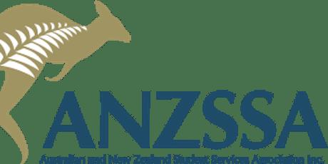 ANZSSA Aotearoa 2019 Hui - Student Hardship  tickets