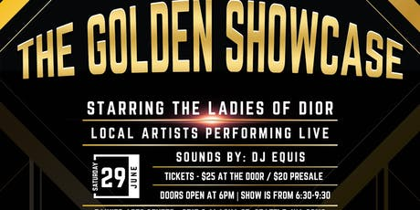 The Golden Showcase tickets