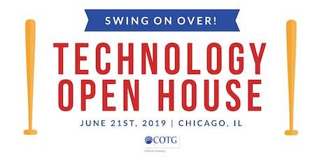 Technology Open House - Summer 2019 tickets