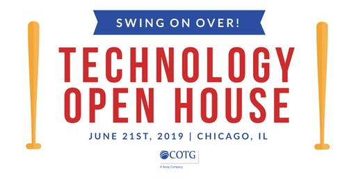 Technology Open House - Summer 2019