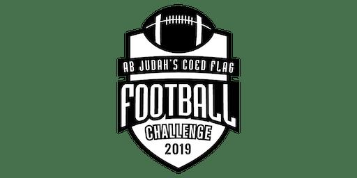 2019 COED FLAG FOOTBALL CHALLENGE