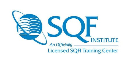 NAPA: SQF Food Safety Code for Food Manufacturing Edition 8 - 2 day course #75476 tickets
