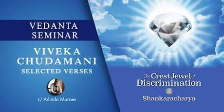 Vedanta Seminar w/ Arlindo Moraes  tickets