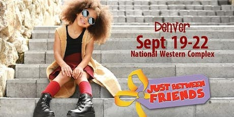 Just Between Friends Denver Fall Event - FREE admission tickets