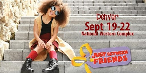 Just Between Friends Denver Fall Event - FREE admission