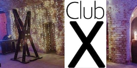 Club X tickets