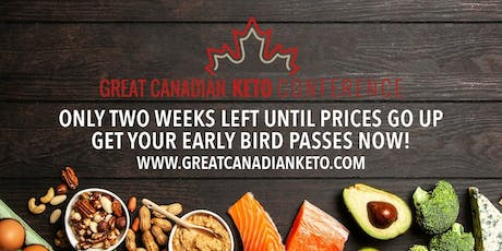 Great Canadian Keto Conference tickets