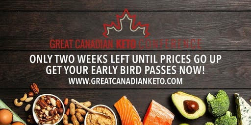 Great Canadian Keto Conference