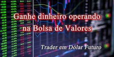 Curso: Ganhe dinheiro operando na bolsa de valores. Seja um Trader