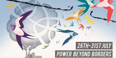 Coach tickets from Brighton to Power Beyond Borders Camp tickets