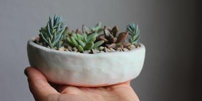 Pinch Pot Workshop